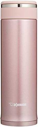 ZOJIRUSHI 象印 水杯 直饮型 不锈钢杯 480ml 玫瑰色