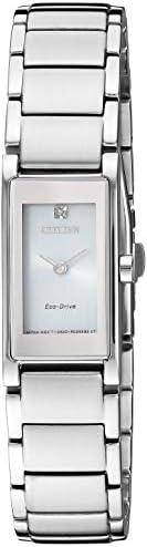Citizen 西铁城 女式手表 EG7050-54A Axiom
