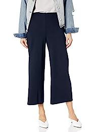 Bailey 44 女式厚绒,中腰,喇叭七分裤
