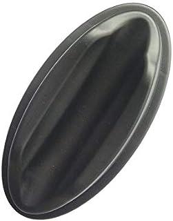 Albedel 黑色自行车训练器前轮立架稳定支撑黑色适用于室内自行车训练和固定自行车