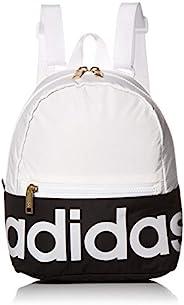 adidas 阿迪達斯中性線性迷你背包