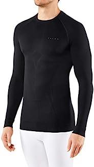 Falke 男式 Maximum Warm 紧身长袖保暖内衣