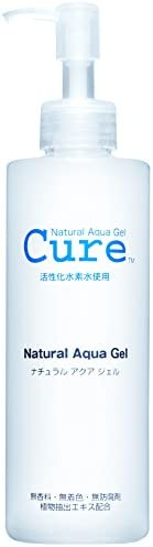 Cure Natural Aqua 天然水去角质啫喱 250g(新老包装 随机发货)
