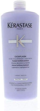 KERASTASE PARIS 巴黎卡诗 Blond Absolu Cicaflash 护发素,34盎司,1000毫升