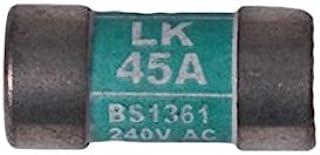 Bulk Hardware BH02791 消费者单元保险丝,45 安培