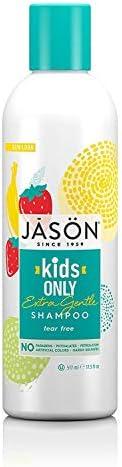 Jason For Kids Only! Extra Gentle Shampoo, 17.5 oz, 2 pk