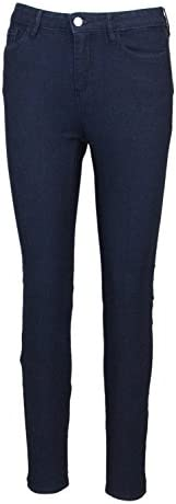 Armani Exchange 女士直筒牛仔裤