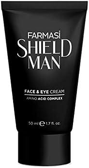 FARMASI - SHIELD 男士面部和眼霜