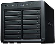 Synology 12 Bay NAS DiskStation DS2419+II(无盘)