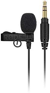 RØDE Microphones Lavalier GO 专业级领夹麦胸麦话筒