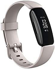 Fitbit Inspire 2 *与健身追踪器,免费赠送 1 年 Fitbit 高级试用,24/7 心率和长达 10 天的电池
