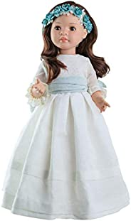 Paola Queen Doll in Bag Lidia 圣餐女王 60 厘米,多种颜色 (36519