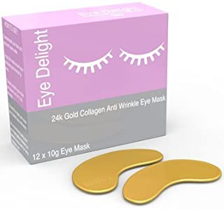 *去皮面膜,结果 * *去除裂纹高跟鞋、马蹄和干性皮肤,获得美丽的婴儿脚 Eye Mask (12 Pairs)