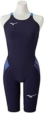 Mizuno 美津浓 竞技泳衣 女款 女款 ( 青少年款 ) GX・SONIC V MR( 综合赛车款 ) N2MG0202 130 厘米 ~ XL 尺码 FINA ( 国际泳联盟 ) 认证