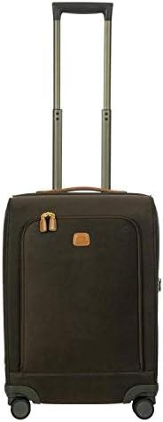 Bric's USA Luggage LIFE 行李箱 53.34 厘米分叉架 橄欖