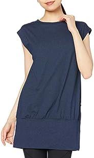 CW-X 外套 上衣 瑜伽服 长款T恤(短袖) 吸汗速干 DFY590 女士