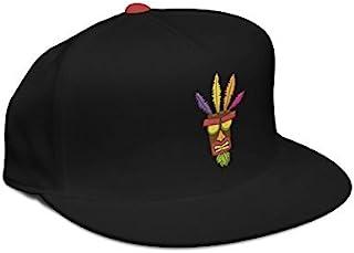 官方 Crash Bandicoot Aku Aku Snapback 帽子