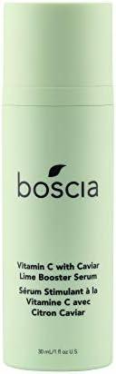 boscia 维生素 C 与鱼子酱青柠增效精华,0.91 液量盎司(30毫升)