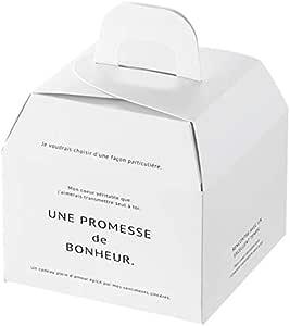 Headz 日本制造 礼盒 Bonheur 白色 12×14.5×12厘米 20片装 HEADS BNR-GB3