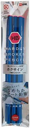 Kutsuwa HiLINE 铅笔 HOKUSIGN 套装 a.HB