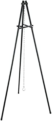 CAPTAIN STAG鹿牌 烤架 防火台 防火三脚架 带收纳包 CS黑标签 UG-9