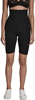 Urban Classics 女士 Radler 长裤 高腰 Cycle 瑜伽短裤