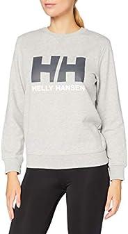 Helly-Hansen 34003 女式徽标圆领运动衫