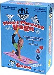 Chi Flow & Phreeze 瑜伽游戏卡牌