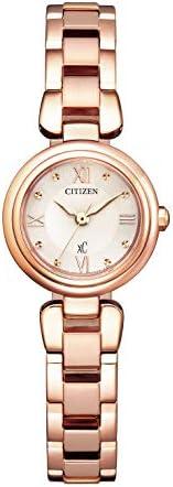 Citizen 手表 Cross Sea mizu collection 光动能 EW5572-56W 女款 粉色