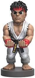 收藏品街头霸王 V 型电缆设备支架 - 与 PlayStation 和 Xbox 控制器和所有智能手机 - Ryu - 非机器*