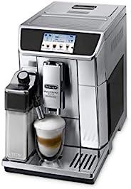 De'Longhi 德龙 ECAM650.85.MS Primadonna Elite Experience 咖啡机,1450 瓦,一升,银色