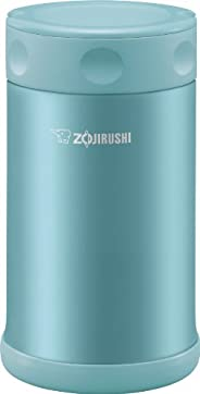 Zojirushi象印不锈钢焖烧杯 25盎司/0.75升 水蓝色