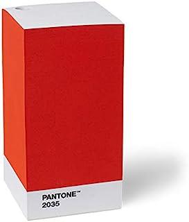 PANTONE 粘贴便条本 1400 件 粘滞便笺 红色 2035 C