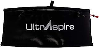 "UltrAspire 修身比赛腰带 2.0 腰带 - 轻便、耐用、5 种尺寸,确保完美贴合 黑色//白色 Large (Chest Size: 34""-36"")"