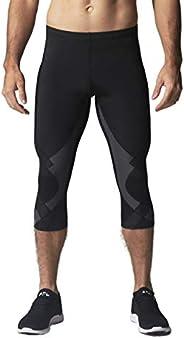 CW-X 男式 Stabilyx 关节支撑3/4压缩紧身裤