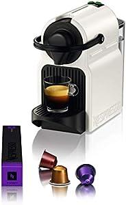 Krups Nespresso XN1001 Inissia 胶囊咖啡机(19bar)白色