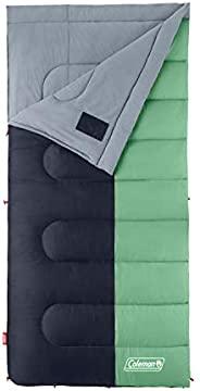 Coleman 睡袋   4.4°C 高大睡袋   Biscayne 睡袋