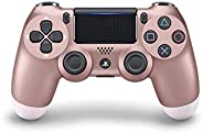 Rose Gold DualShock 4 Wireless Controller (PS4) (Exclusive to Amazon.co.uk)