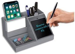 Orium 桌面收纳盒,4 厘米,带记事本2.0,可拆卸屏幕:10.6 厘米