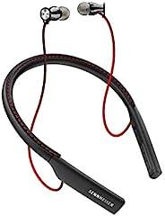 Sennheiser 森海塞尔 Momentum 2.0入耳式无线蓝牙耳机-黑色