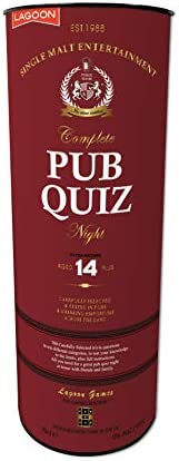 The Lagoon Group 1148 Complete Pub Quiz, Multi
