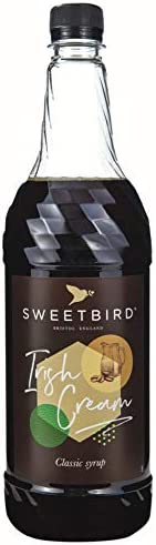 Sweetbird 爱尔兰奶油糖浆(1 升)