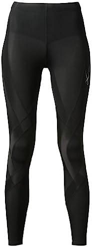CW-X 女士运动紧身裤 Generator 系列(全长) 吸汗速干 防紫外线