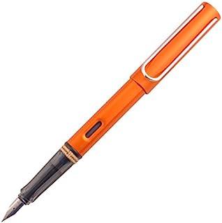 Lamy 凌美 AL-star 恒星系列钢笔  F コッパーオレンジ