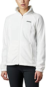 Columbia Women's Benton Springs Full Zip Fleece Ja