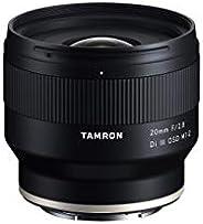 Tamron 20mm f/2.8 Di III OSD M 1:2 镜头 适用于索尼 E