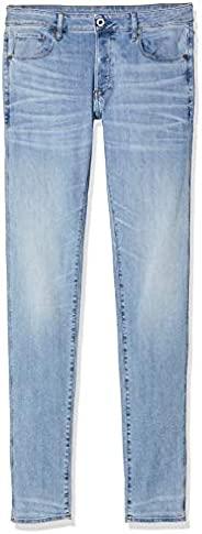 G-STAR RAW 男式修身牛仔裤 Blue (Ultra Dk Aged 9112) 30W / 30L