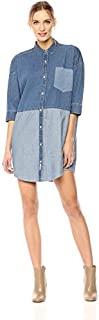 Calvin Klein Jeans 女士衬衫连衣裙