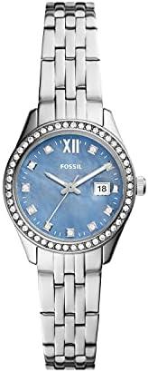 Fossil 手表 SCARLETTE MICRO ES5074 女士 银色