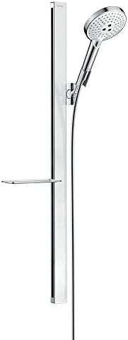 Hansgrohe 汉斯格雅淋浴系统 白色/铬 0,90m 27649400